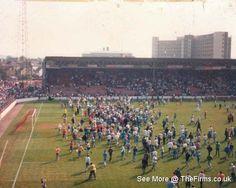 Retro Galleries – Old School Hooligan Pics Football Hooliganism, British Football, School Football, European Countries, Galleries, Old School, Retro, Pictures, Photos
