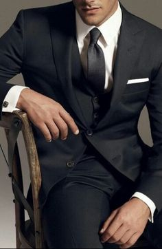 "NAVY BLUE SUIT☆ ""Suit Up""SUITS ONLY!."