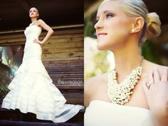 Necklace Inspiration- on a mission to find one like this! picture taken by @thereasonilovephotography