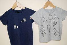 t-shirty ręcznie malowane