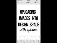 Cricut Design Space iPhone App Tutorial | Cricut