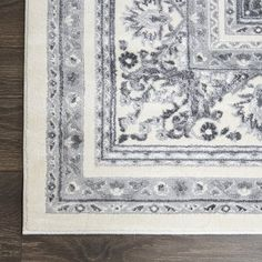 The timeless design of the Christian Siriano New York Jersey Geneva Area Rug complements many varieties of decor, making it a welcome addition in your home. Woven Rug, Rug Making, Timeless Design, Entryway Rug, Beige Area Rugs, High Fashion Home, Joss And Main, Rugs, Area Rugs
