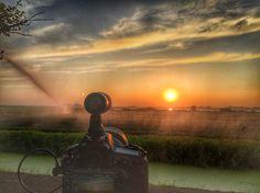 #Nikon D810 enjoying #sunset www.marcellogeerts.nl