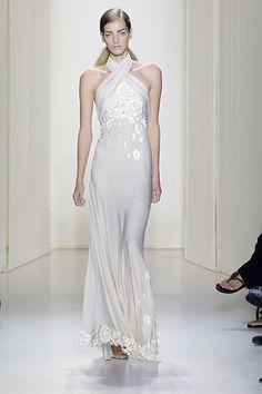 Donna Karan Spring 2008 Ready-to-Wear Fashion Show - Alyona Osmanova