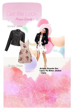 """Get the Look - Ariana Grande"" by leaayt on Polyvore featuring Designers Guild and Lipsy"