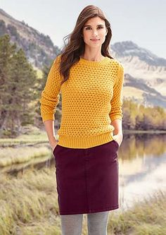 Odkryj to właśnie w Tchibo. Fall Looks, Men Sweater, Turtle Neck, Pullover, Skirts, Sweaters, Autumn, Products, Fashion