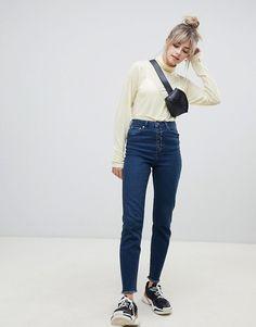 Slim taille haute