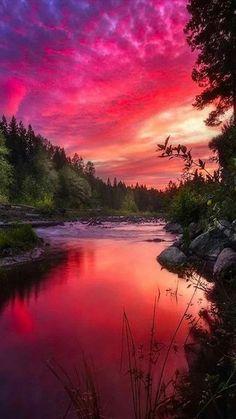 Beautiful  Sky  &  Water