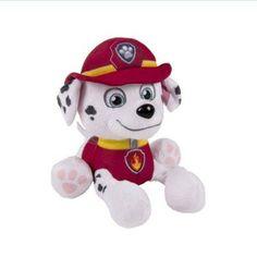 Marshall Bedtime Buddy Plush Cartoon Paw Patrol Toy Doll