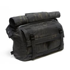 mission workshop MultiCam Black Camo Series Messenger Bag