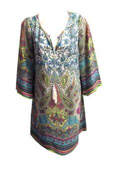 Taryn Tunic from Single Dress