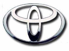 "One of the coolest most effective logos that almost no one knows why. All off the random ovals of this logo actually can spell out ""Toyota"" if you look closely."