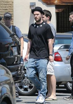 6fa0d9a9b1f74c Justin Timberlake wearing Jordan Son of Mars Low- Cement New Jordans Shoes