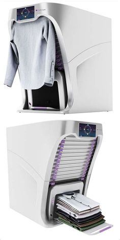 Cool tech gadgets awesome See How This Machine Will Fold Your Laundry So You Dont Have To Take My Money, Gadgets And Gizmos, Usb Gadgets, Latest Gadgets, Electronics Gadgets, Cool Inventions, Future Tech, Smart Home, Medical Technology