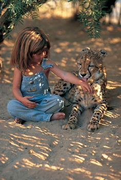 kids and animals are my favorite things