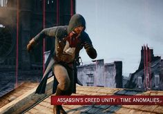 AC Unity: does the time anomalies trailer visit WWII ?