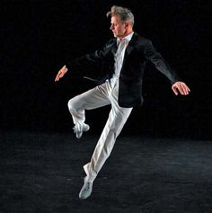 Mikhail Baryshnikov performs Alexei Ratmansky's Valse-Fantasie, part of a program of solo dances held at the Baryshnikov Arts Center in New York City in May 2010. Credit: Andrea Mohin—The New York Times/Redux