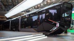 'Amazing' New Russian Streetcar | World Truth.TV