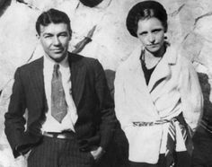 Real Bonnie & Clyde: Has history been too harsh on her role in the infamous killer couple? Bonnie Parker, Bonnie Clyde, Bonnie And Clyde Photos, Mafia, Autos Ford, Elizabeth Parker, Gangster S, Star Of The Day, Romeo Y Julieta