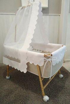 Moises sabanas pique royal celeste nanetes moda Prenatal muebles bebe
