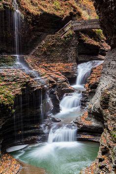 Watkins Glen State Park | New York | SVAKODNEVNA INSPIRACIJA
