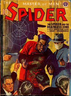 The Spider Magazine