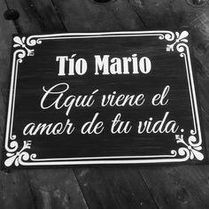Letrero para Pajesitos entrada de Iglesia Boda #bodas #wedding #weddingideas #letreros #savethedate #sharethelove #recepcion #iglesia #tampico #madero #altamira #enviosatodomexico