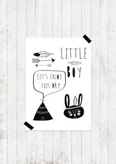 "Image of Lámina ""Little Boy"""