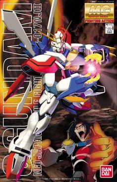 MG GF13-017NJII G Gundam