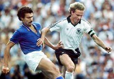 : Bergomi e Rummenigge, 1982