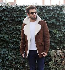 ZARA Man BNWT Brown Faux Suede Double-Sided Three Quarter Length Coat 0706/395  $100.87    End Date:  May-18 01:27   Buy It Now for only: US $100.87  Buy it now    |  http://bayfeeds.com/ebayitem.php?i=182097498243&u=3464&f=3228