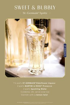 Germain Elderflower Liqueur at a great price through Drizly and have it delivered directly to your door. Drizly makes it easy to shop for liqueurs online. Martini Rossi, Grolet, Cocktail Recipes, Cocktail Ideas, Bar Drinks, Beverages, Juicing For Health, Liqueur, Elderflower