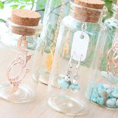 Werden Sie inspiriert: Schmuck präsentieren oder verschenken in Wunschflaschen