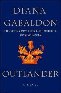 """On my """"to read"""" list. Outlander"""