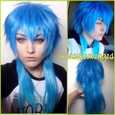 Aoba cosplay wig is perfectly styles and cut. The wig literally does not require any styling tools as it is already what you are paying for. Buy here: http://www.uniqso.com/cosplay-wig-dramatical-murder