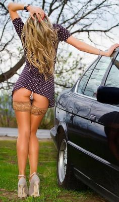 Hot Ladies Showing Off Their Panties In Public-(Photo Gallery)-Please check the website for more pics
