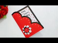 """Mukta Art And Craft Teachers Day Card Beautiful Handmade Birthday card//Birthday card idea .][[caption id="""""""" align=""""aligncenter"""" Greeting Cards For Teachers, Teachers Day Greetings, Teachers Day Card, Teacher Cards, Teachers Day Special, Diy Paper, Paper Crafts, Origami, Handmade Birthday Cards"""