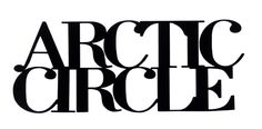 Arctic Circle Scrapbooking Laser Cut Title