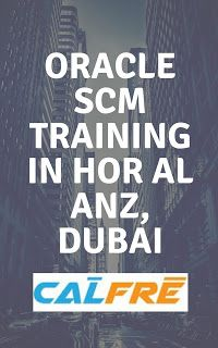 best oracle training institutes: Oracle SCM Training in Hor Al Anz, Dubai