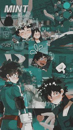 Midoriya Izuku Wallpaper [ Boku No Hero] Aesthetic