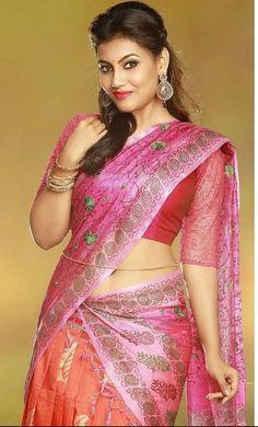 Super Hot Indian Ladies in Saree - Superb Photo Gallery! Beautiful Girl Photo, Beautiful Girl Indian, Most Beautiful Indian Actress, Beautiful Saree, Beautiful Roses, Beautiful Actresses, Beauty Full Girl, Beauty Women, Indian Actress Hot Pics