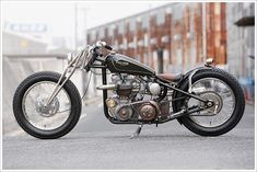 """The TR6 """"Peaceful"""" - notice the beautiful copper finish on the drive components"""
