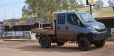 2016 Iveco Daily 4x4:: rigorous outback testing completed ahead of local launch