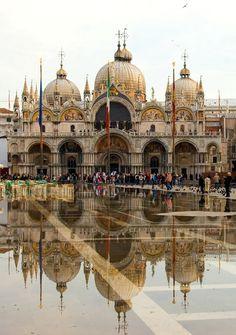 St. Mark's Basilica, Venice http://www.venetoinside.com/en/saint_mark_s_basilica/