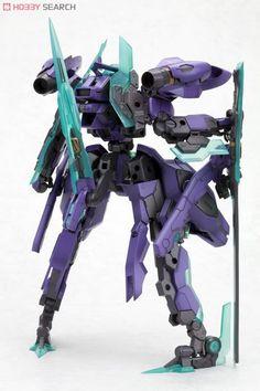 NSG-X1 Hresvelgr (Plastic model) Item picture2