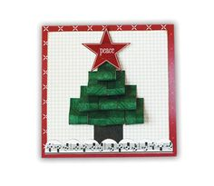 Once Upon a Christmas - Christmas Tree Card