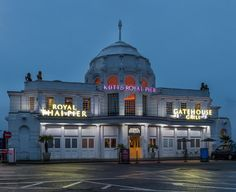 Kutis Royal Thai Pier in Southampton, Hampshire Southampton England, Reasons To Live, Isle Of Wight, England Uk, Sweet Memories, Hampshire, Restaurants, Mansions, Architecture