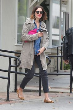 Mandy Moore – Out in Los Angeles, April 2015