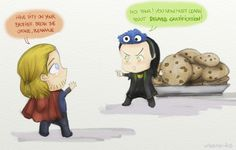 Delayed Gratification according to Loki