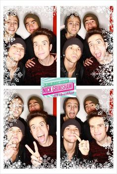 3/4 with Grimmy on BBC Radio 1 Breakfast today
